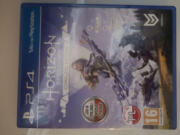 Horizon zero dawn. ps4 hits. Playstation. Wymiana