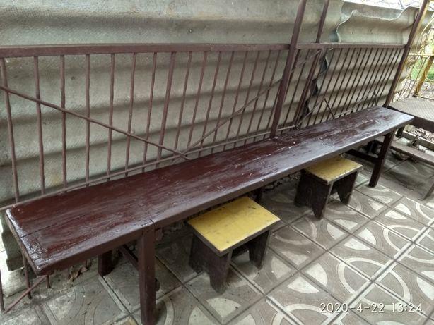 Продам деревянную мебель для двора, дер. окна. сиденье д/ванны.