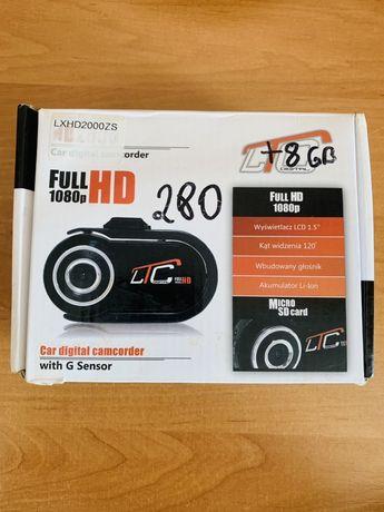 Kamera wideorejestrator samochodowy  full HD