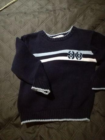 Sweter rozmiar 92