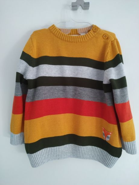 Sweterek dla chłopca Cocodrillo roz. 86