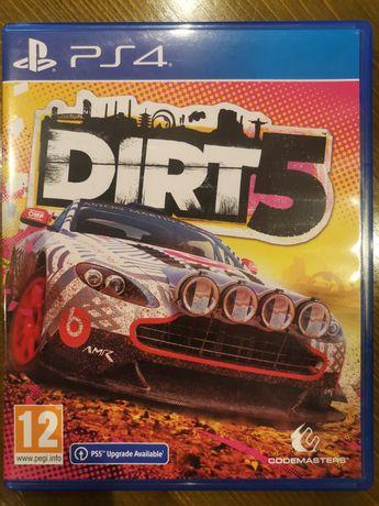 Vendo ou troco Dirt 5 ps4