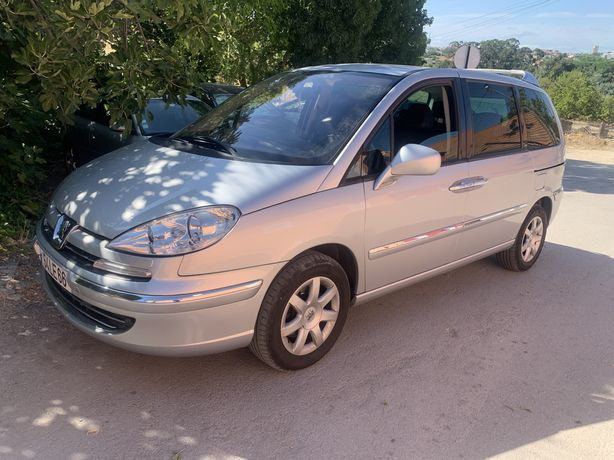Peugeot 807 2.0HDI 163cv com gps