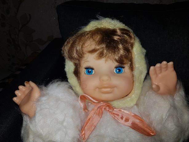 Винтажная кукла СССР