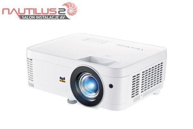 ViewSonic PX706HD projektor FullHD 1080p DLP 3000 ANSI lumen