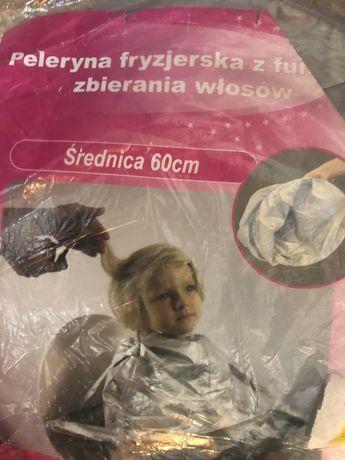 Peleryna fryzjerska
