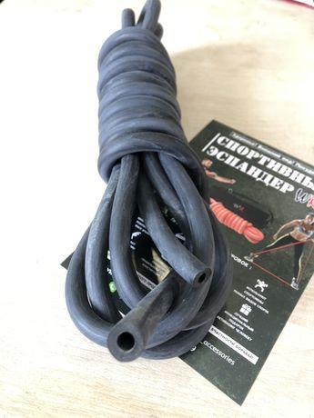 Жгут для тренировок. Резина для тренировок по МЕТРАЖУ от 1 метра