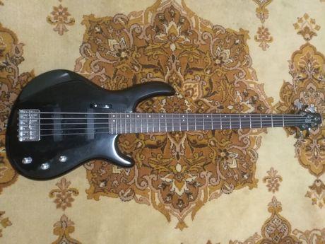 Cort action V bass 5 str ( бас 5ти струн )