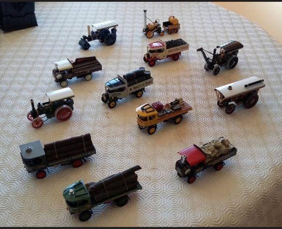 Colecção de carrinhos da Matchbox