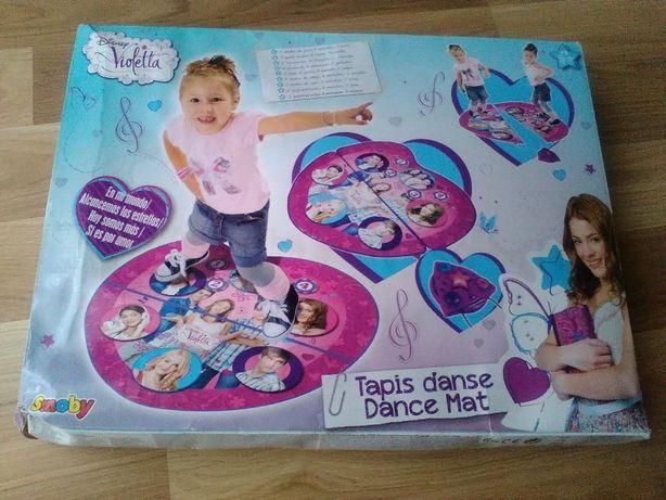 Mata do tańczenia Violetta dla dwojga SMOBY nowa!
