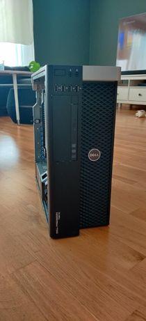 Мощный ПК с процессором xeon 1650 v2, оперативной памятью 32 гб, Amd F
