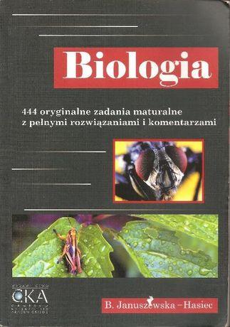 Biologia matura zadania maturalne liceum technikum wyd: CKA