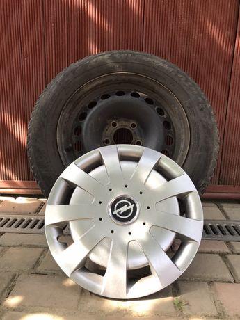 Продам комплект колес 15 і ковпаки