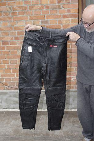Кожаные мотоштаны, мото штаны, размер L-XL, новые