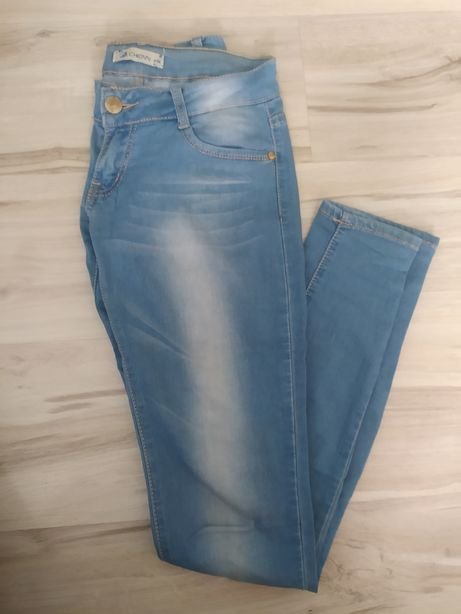 Spodnie damskie r. 36