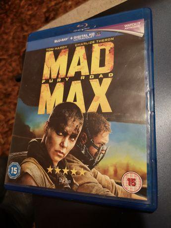 Mad Max Fury Road Blu-Ray (Reino Unido)
