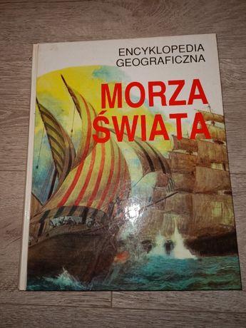 Morza świata Encyklopedia geograficzna