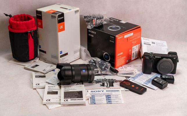Sony Alpha A6300+Sony Zeiss Sonnar T*24mm f/1.8 ZAE SEL-24F18Z E-mount