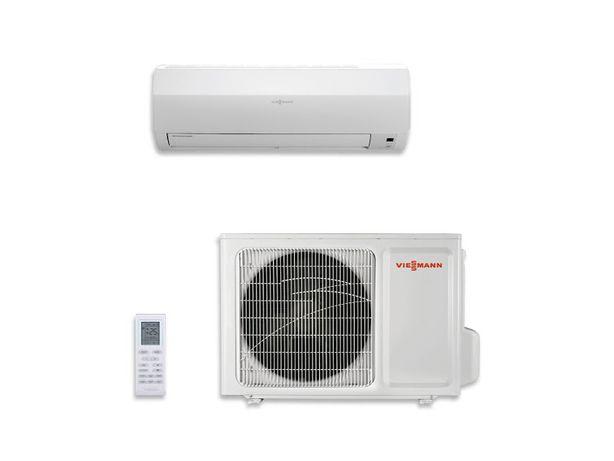 Klimatyzator, klima, klimatyzacja Viessmann Vitoclima 200-S z montażem