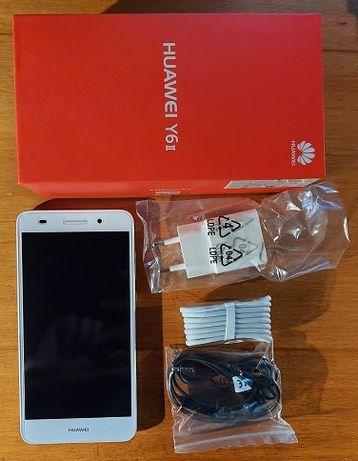 Huawei Y6 II Dual Sim como novo, sem marcas de uso