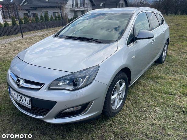 Opel Astra Astra J Sport 2.0 CDTI BIXENON Skrętny AFL, Hak, Kamera, PDC, FlexRide