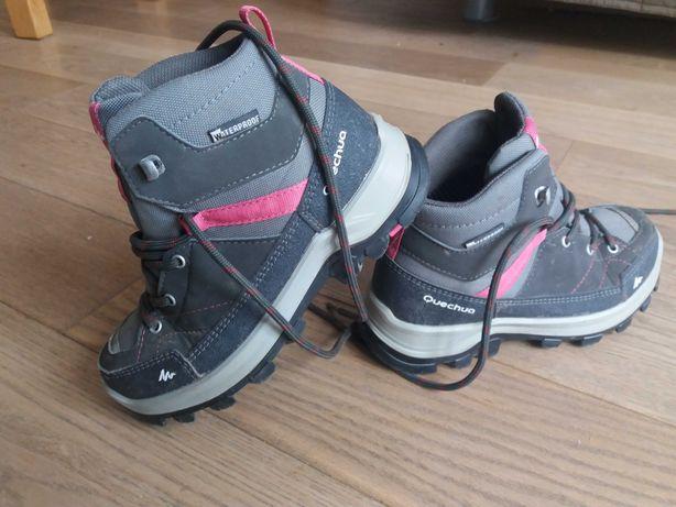 Buty dziecięce trekingowe