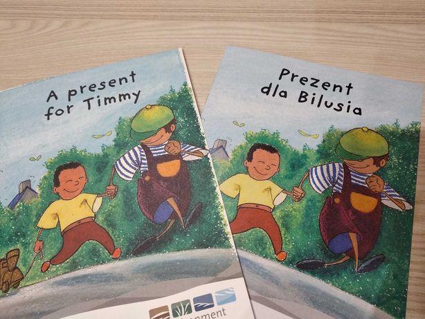 NOWE książki - po polsku i po angielsku - do nauki języka angielskiego