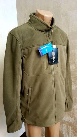 Кофта / куртка тактическая из флиса /флисовая