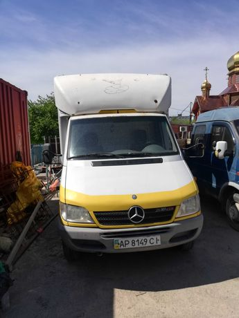 Mercedes-Benz Sprinter 411 CDI   ( ГИДРОБОРТ )