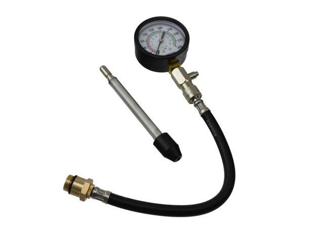 Компрессометр для бензиновых двигателей Тестер давления Новый.