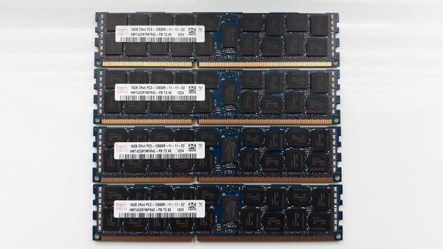 Серверна пам'ять 16GB ECC DDR3-1600MHz PC3-12800R ( Hynix, Elpida )