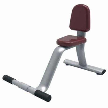 NOWY sprzęt siłowy - ławka do ćwiczeń mięśni barków !