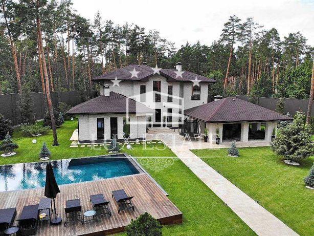 Продам элитный дом с новым дизайнерским ремонтом Плюты, Козин