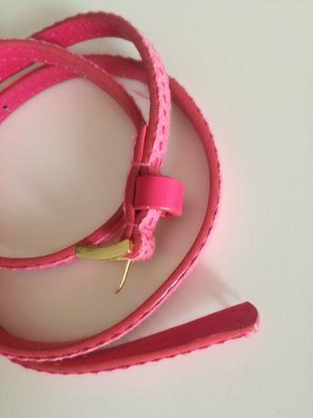 Różowy pasek, 95 cm