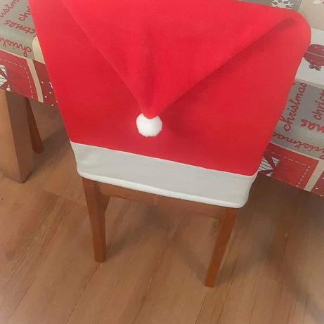 Pokrowiec na krzesło, Świąteczne dekoracje