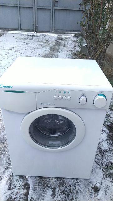 Самая маленькая стиральная машина автомат. Candy. 3 кг. загрузка.