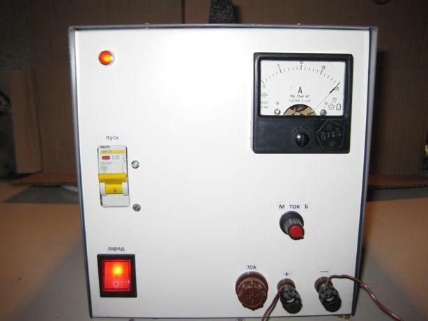Зарядно-пусковое устройство 12В/20А 100А/200А