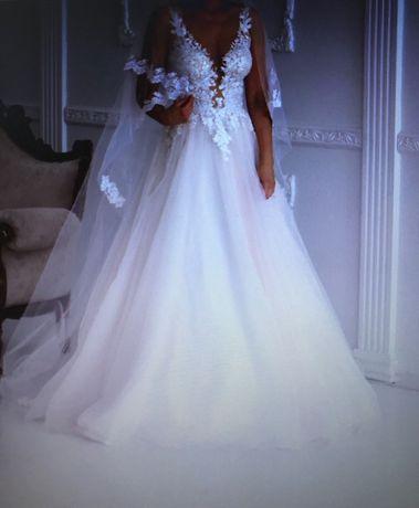 Весільне / Свадебное плаття White Аngel