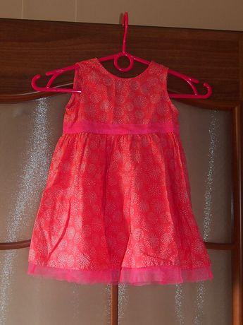 Sukienka roz 86