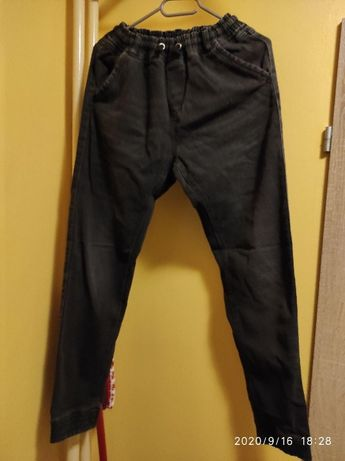 Spodnie jeansowe Pepperts jogger r. 170 cm