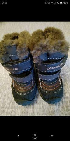 Buty zimowe cool club 21 nowe