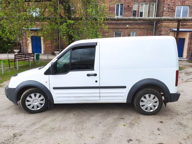 Ford connect 1.8 tdci turbo