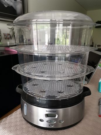 Maquina de cozer a vapor