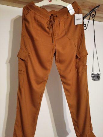Nowe spodnie - bojówki CiA rozmiar S