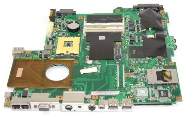 ASUS F3 - Motherboard - 100% funcional