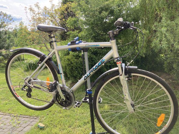 Rower trekingowy Alprace