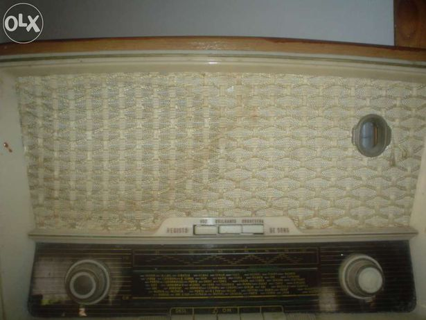 Vendo radio a vavulas anos 50