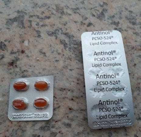 Stawy ANTINOL Sizarol stawy 14 kapsulek oraz inne produkty dla psa