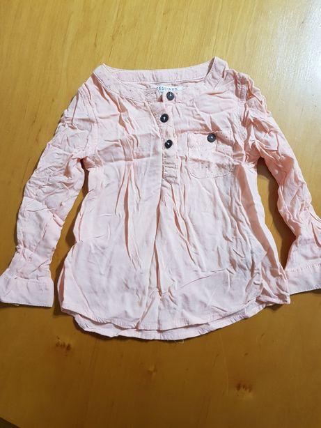 Nowa bluzka bluzeczka koszula Reserved 80/86