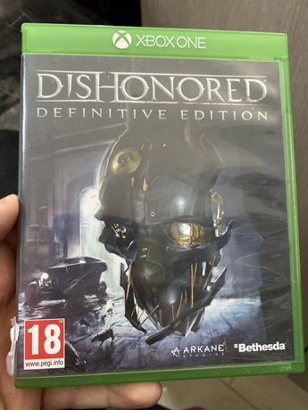 Dishonored Defitinive Edition